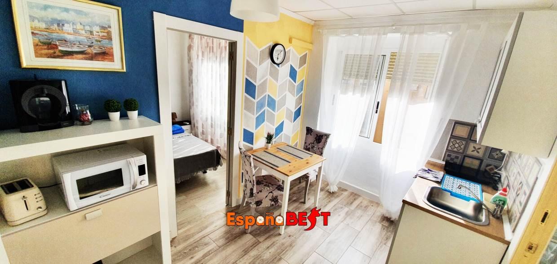 Квартира в Аликанте ID 1.94