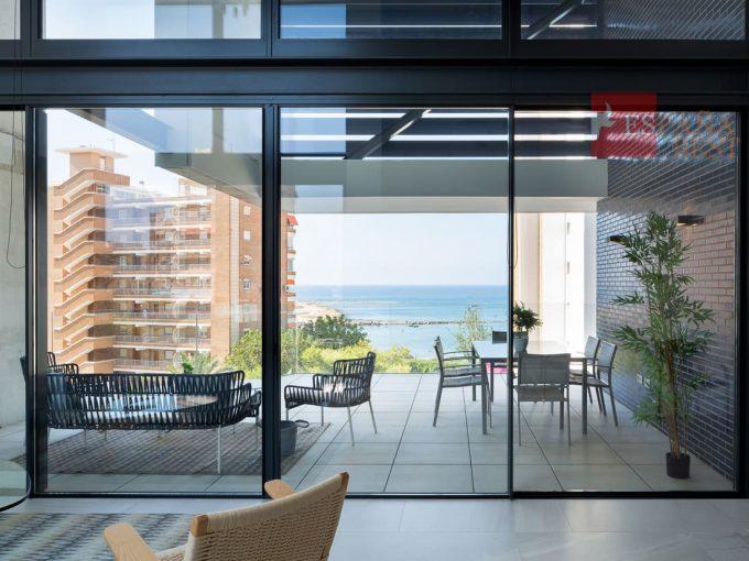 Новые апартаменты в Аликанте ID 52.75